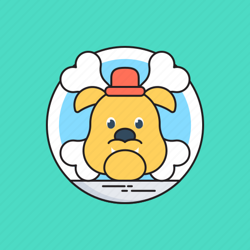 animal, dog, pet, pet shop, pet store icon
