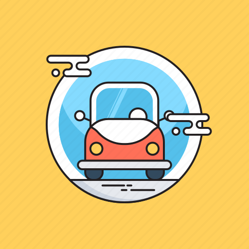 automobile, car, old car, transport, travel icon