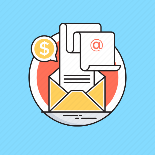 campaigns, email, email marketing, mail, marketing icon