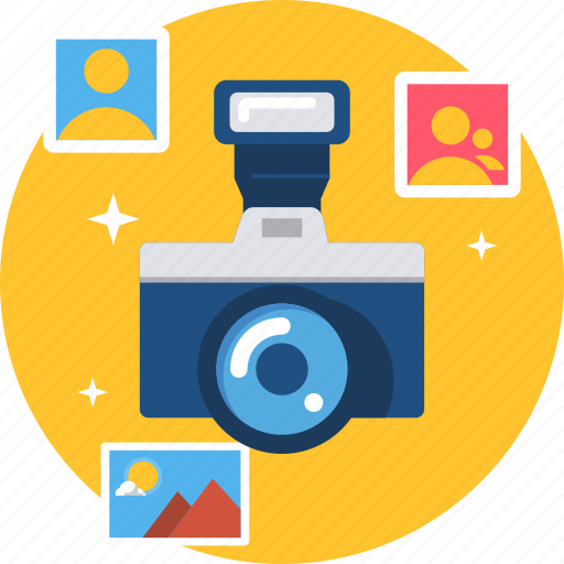 Camera, cinema, cinematogrophy, image, photo, photography, picture icon - Download on Iconfinder