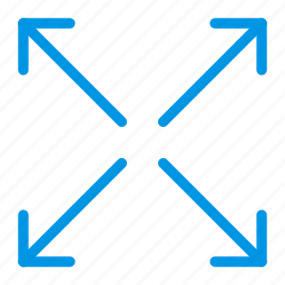 arrows, corner, curved, direction icon