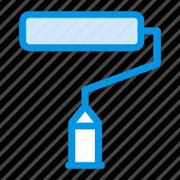 bezier, concept, design, illustration icon