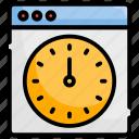 page, landing page optimization, landing, landing page, optimization icon