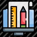 design, page, web, web design, web page icon
