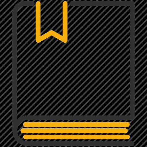 bookmarks, design, development icon