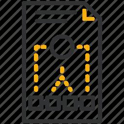 chart, design, development, flow icon