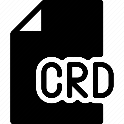 corel, design, document, extension, file icon