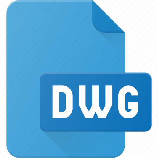 design, dwg, extension, file, page, type icon