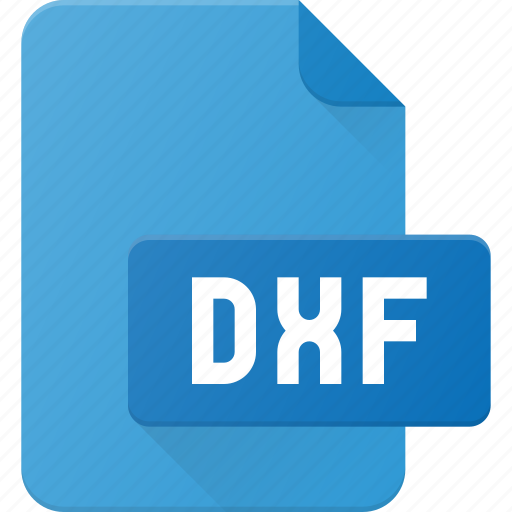 design, dxf, extension, file, page, type icon