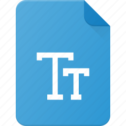design, extension, file, page, true, type icon