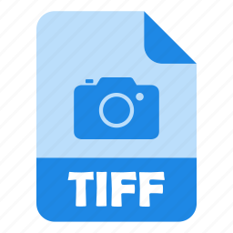 design, extension, file, image, photo, tiff icon