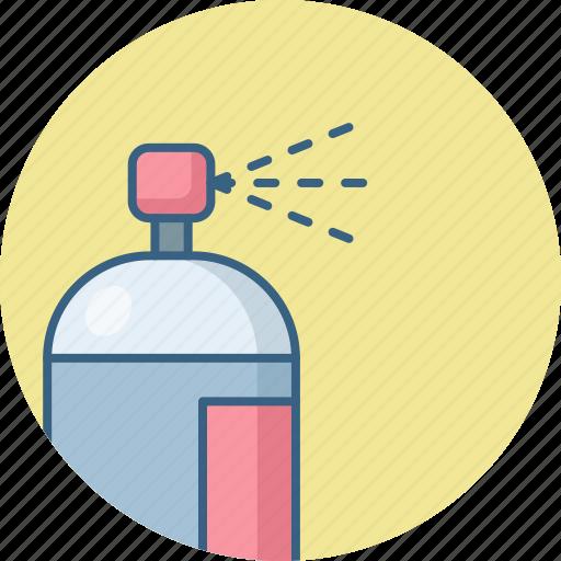 Spray, bottle, fragrance, perfume icon - Download on Iconfinder