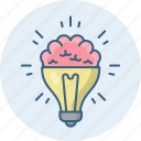 business, idea icon