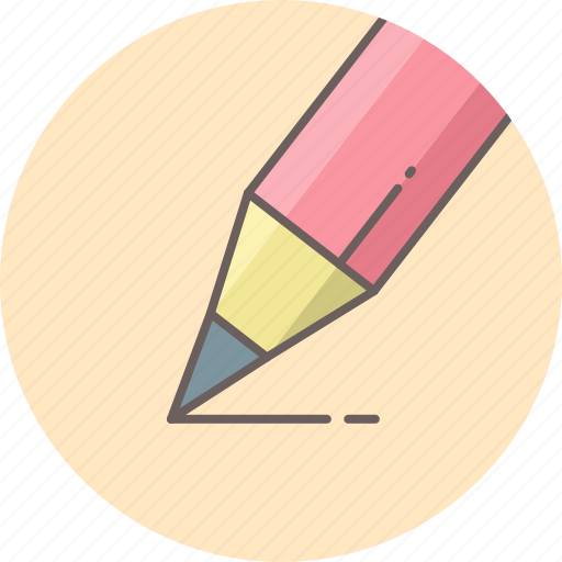 Pencil, edit, note, write, writing icon - Download on Iconfinder