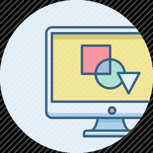 design, designs, graphic, shapes icon