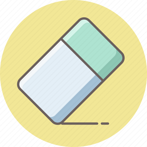 Eraser, delete, erase, remove, rubber icon - Download on Iconfinder