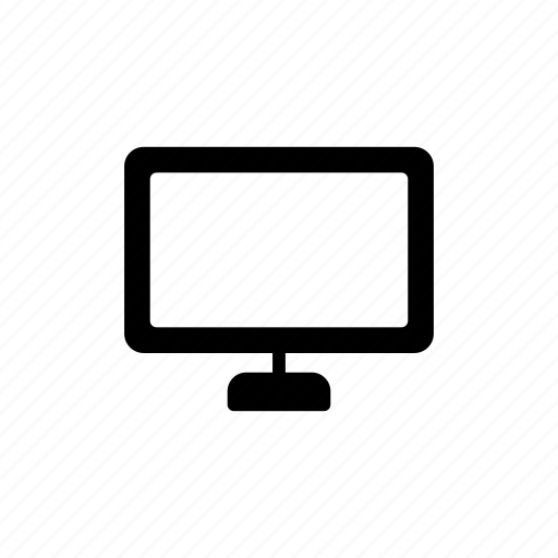 device, lcd, monitor, screen icon