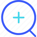 25px, iconspace, in, zoom icon