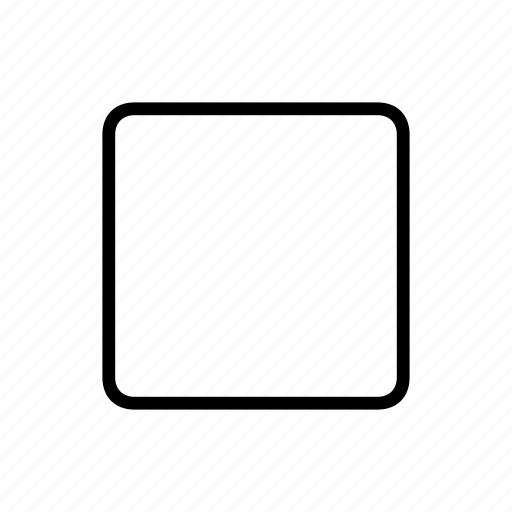 canvas, layout, square icon