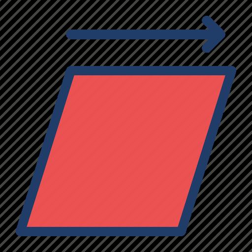 adjustment, flip, right, rotate icon