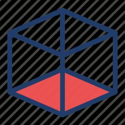 design, education, math, shape icon