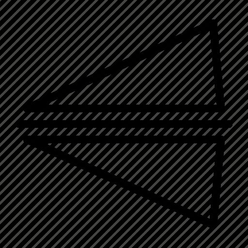 edit, flip, mirror, transform, vertical icon