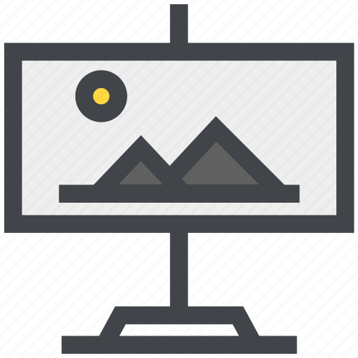 design, image, presentation icon