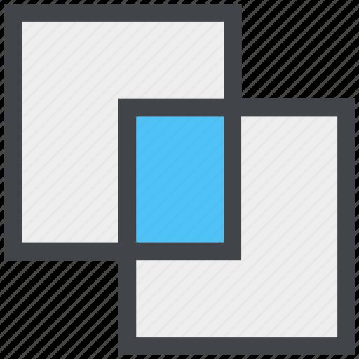 design, join, overlap, pathfinder icon
