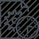 clock, content, gear, gears, management, system, web