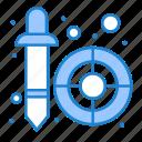 color, dropper, picker, pipette icon