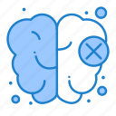 brain, knowledge, mind icon