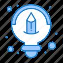 creative, design, idea icon