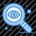 design, eye, search