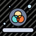color, design, rgb icon
