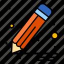 brush, design, pencil