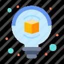 bulb, design, idea