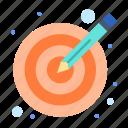 illustration, vectors, target, design