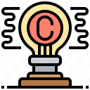 approved, authority, certificate, copyright, registered icon