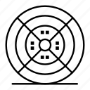 filament, film, print, printing icon