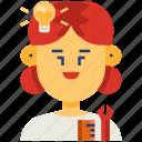 creative, design, designer, female, job, woman, work