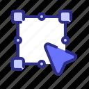 anchor, vector, pointer, arrow