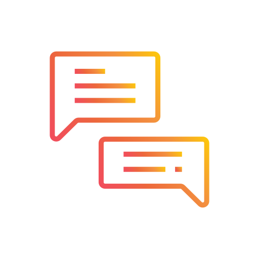 Communication, conversation, bubble, chat, message, text icon - Free download