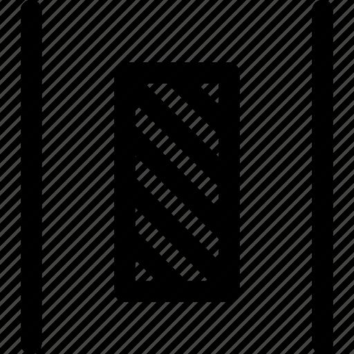 align, arrange, design, distribute, elements, horizontal, layout icon