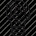 bulb, idea, imagination, innovation, lamp, light, solution icon