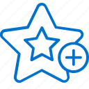 add, bookmark, favorites, plus, rating, special, star