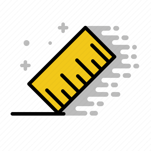 design, measure, ruler, scale, tools icon
