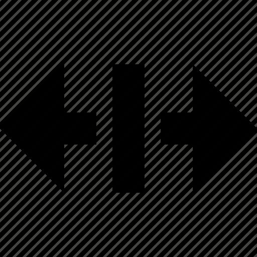 design, horizontal, reflect, settings icon