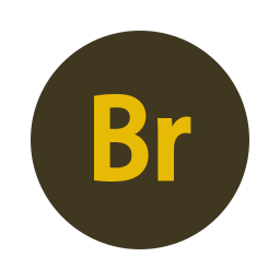 adobe, bridge, design, document, file, image, manage icon