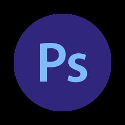 adobe, cc, design, graphics, photoshop, ps, psd icon