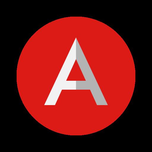 angular, code, development, framework, google, javascript icon